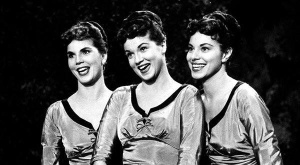 1950s singing group