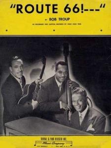 Route 66, Nat Kjng Cole Trio